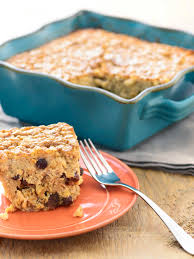 fruited baked oatmeal recipe quakeroats ca