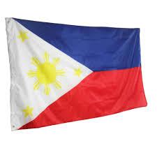 Custom Burgee Flags 90 X 150cm The Philippine National Flag The National Flag Custom