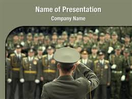 military powerpoint templates military powerpoint backgrounds
