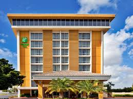 Map Of Miami International Airport by Holiday Inn Miami International Airport Hotel By Ihg