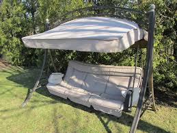 Patio Furniture Costco Ca - get a canopy replacement for swings