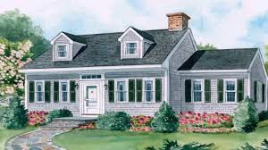 Cape Cod Style Homes Plans Cape Cod Style House History Youtube