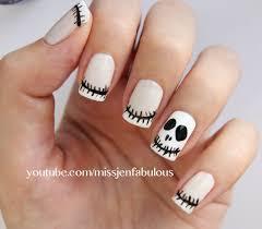 imagenes de uñas decoradas de jalowin uñas decoradas halloween faciles catrinas 12 catrinas10