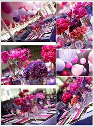 Orchid Decorations For Weddings How To Incorporate Pantone U0027s Color Of The Year Radiant Orchid To