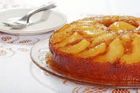 pear and ginger upside down pudding recipe mumsnet