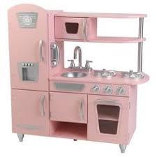 cuisine kidkraft vintage kidkraft pink vintage kitchen play kitchens and grills at play