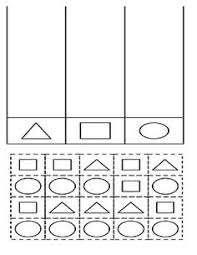 i use these worksheets with my preschoolers to practice shape