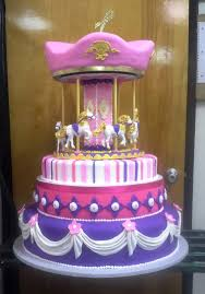 carousel baby shower wedding cake carousel baby shower cake