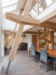 visit our timber frame show homes