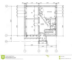 floor plan cad cad plan drawing blueprint royalty free stock images image 15913599