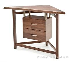Stand Up Corner Desk Stand Up Corner Desk Corner Accent Table Custom Made