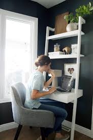 folding furniture for small houses ten space saving desks that work great in small living spaces