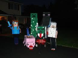 Halloween Minecraft Costumes 50 Minecraft Costumes Images Minecraft