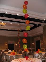 Table Top Balloon Centerpieces by Balloon Bouquets Balloon Decorations Balloon Centerpieces