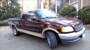 f150 ford 2000 2000 ford f150 lariat walkaround start up and tour review