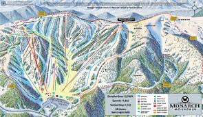 map of colorado ski resorts monarch mountain skiing snowboarding colorado vacation directory