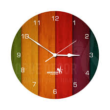 wall clock buy wall clock online at best prices in india amazon in