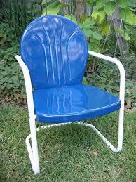 Vintage Outdoor Patio Furniture Retro Outdoor Metal Chairs Outdoor Designs