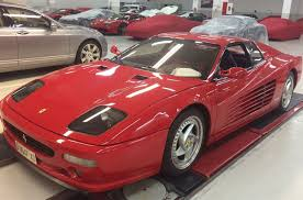golden ferrari price how to invest in a classic car ferrari testarossa british gq