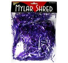 mylar shred mylar shred purple party things online party supplies