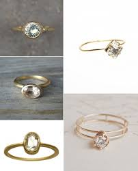 simple wedding rings organic engagement rings organic wedding rings