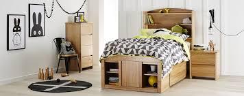 oliver bookend bed frame bedroom furniture forty winks