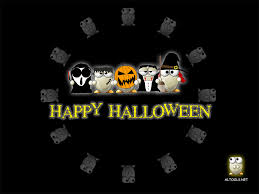 free happy halloween wallpaper my free wallpapers cartoons wallpaper happy halloween