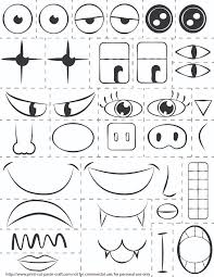printable emotions mix up game gaming children talking and