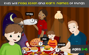 words for kids reading game android apps on google play
