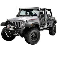 jeep black 2016 amazon com eag pocket rivet style front rear fender flares for 07