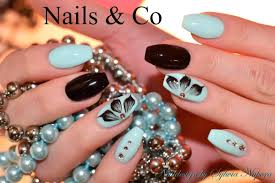 one stroke nail art u2013 nail art u0026 co