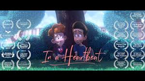 in a heartbeat animated short film youtube