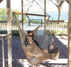 Outdoor Swingasan Chair Swinging On The Breeze With The Best Hammock Chairs