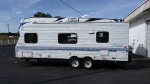 prowler 5th wheel floor plans fleetwood prowler 23lv rvs for sale