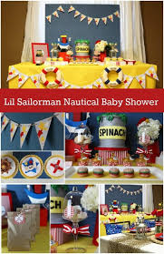 nautical baby shower ideas l il sailorman nautical baby boy shower spaceships and laser beams