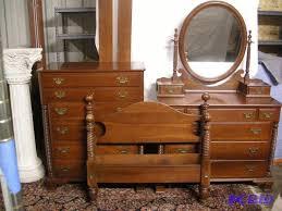 willett wildwood cherry bedroom set premier lifetime collection