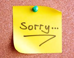 how to apologize the right way five secrets to saying i u0027m sorry