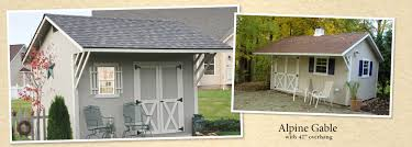 Two Story Storage Sheds Sheds Unlimited Amish Built Storage Barns In Ohio U0027s Amish Country Winesburg Mt