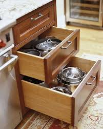kitchen cabinet with drawers stylist and luxury 23 pots pans