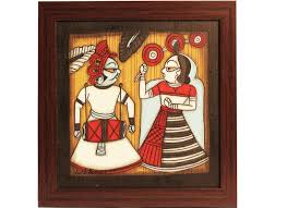 buy phad painting indian handicrafts online wall frame home décor