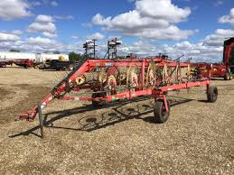 sitrex 12 wheel v hay rake weaver bros auctions ltd