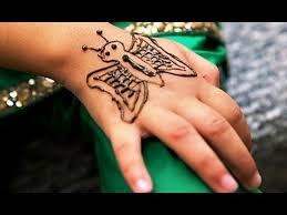 diy henna tattoo without real henna powder diy henna tattoo