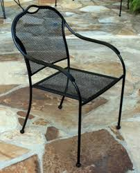Wrought Iron Bistro Chairs Wrought Iron Bistro Chair