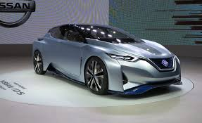 new nissan leaf report next nissan leaf to offer multiple battery options u2013 news