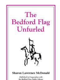 Gold Fringed Flag Meaning Bedford Flag Unfurled Weaving