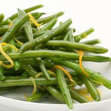 cuisine haricot vert haricots verts vapeur aux zestes d orange toutes les bonnes