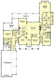 Acadian Style Floor Plans by 142 1140 Floor Plan Main Level 2017 House Plans Pinterest