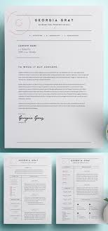best professional resume template 50 best resume templates for 2018 design graphic design junction