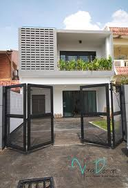 Semi Detached Home Design News Yong Studio Sdn Bhd Simple Yet Fascinating Terrace House