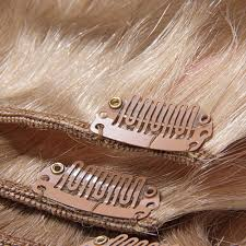 Hair Extension Clip Ins Cheap by Nadula Clip In Real Human Hair Extensions Virgin Indian Natural